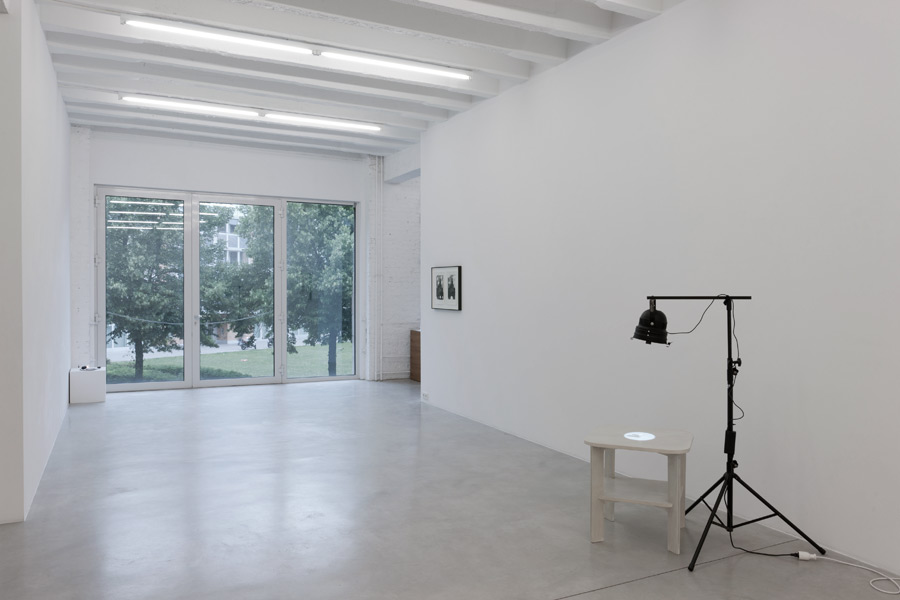 Vadim Fishkin, exhibition view, Galerija Gregor Podnar, Berlin, 2012. Photo: Marcus Schneider