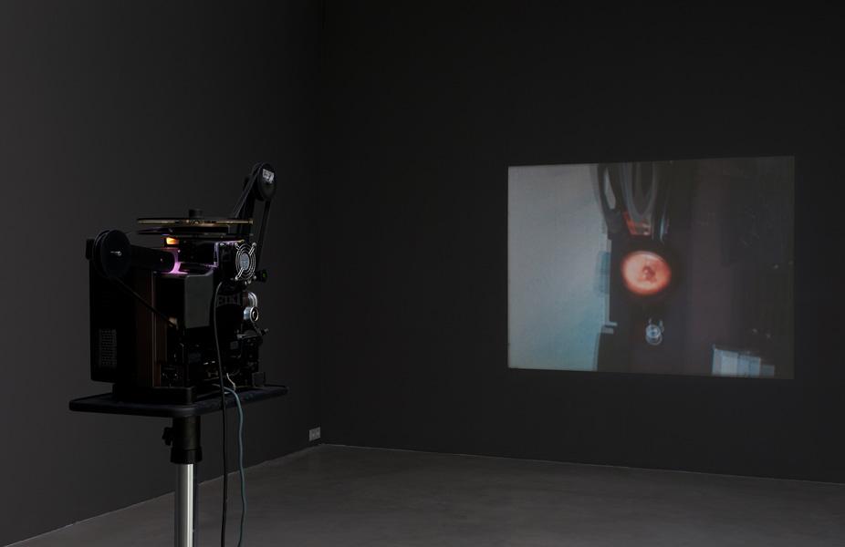 Alexander Gutke, exhibition view, Galerija Gregor Podnar, Berlin, 2012. Photo: Marcus Schneider