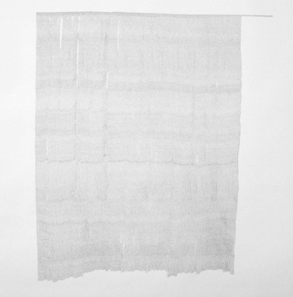 Untitled, pencil on paper, 200 x 150 cm, 2010