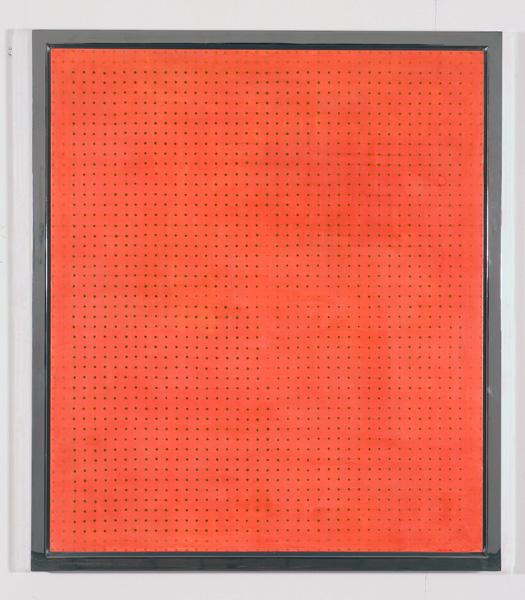 Icon Cross (Andrej Savski), mixed media, 106 x 93 cm, 2004