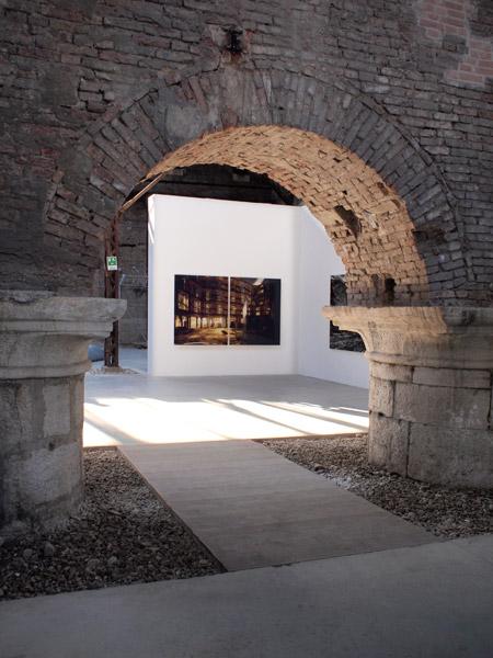 Exhibition view at the Italian Pavilion, 54th Venice Bienniale, Venice, 2011