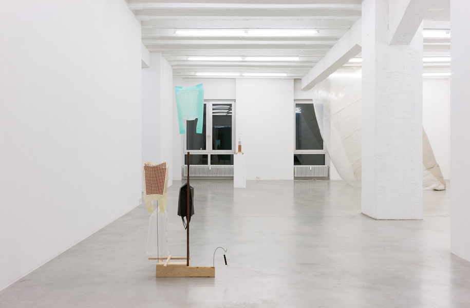 Antic Measures, exhibition view, Galerija Gregor Podnar, Berlin, 2011. Photo: Marcus Schneider