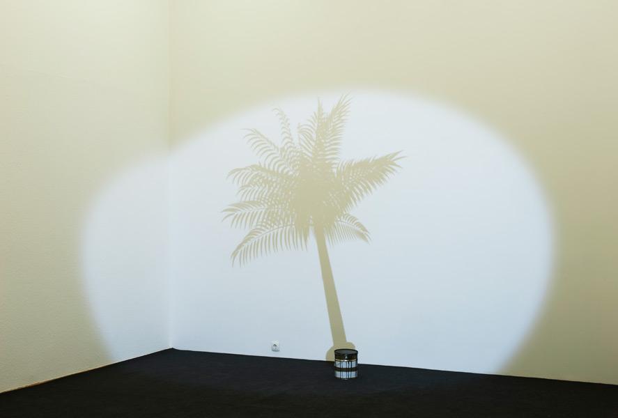 Vadim Fishkin, Light Matters 2/3, exhibition view, Galerija Gregor Podnar, Ljubljana, 2012. Photo: Photo: Matija Pavlovec