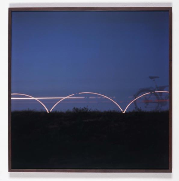 Epiciklos, C-print, framed, 80 x 80 cm, 2005