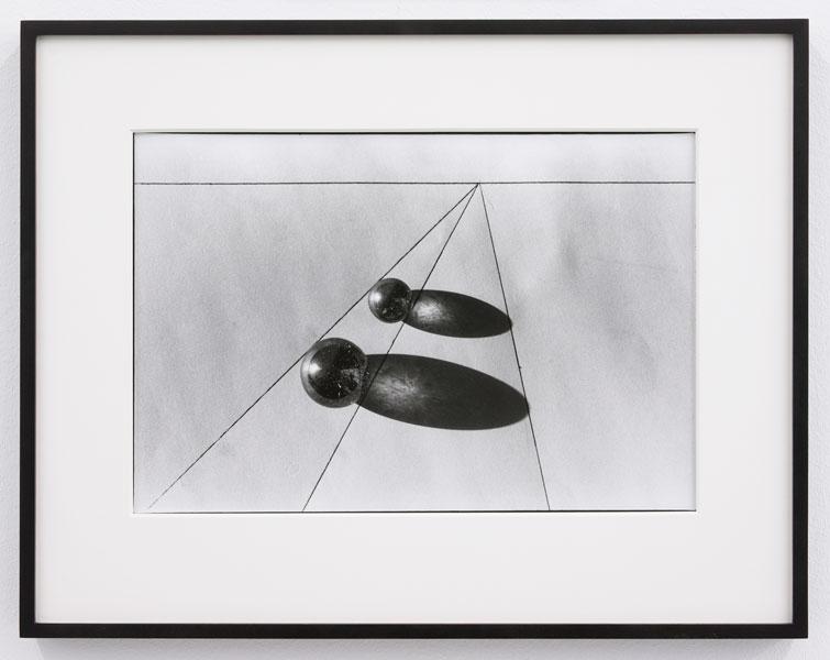 Landscape, silver print, 25 x 36 cm, 1993