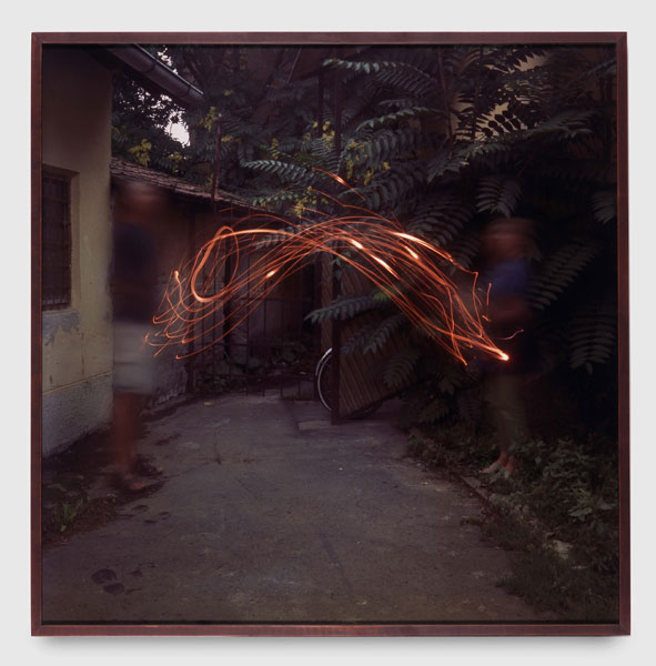Make Love, C-print, 80 x 80 cm (framed), 2005