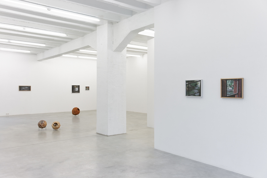 Ariel Schlesinger: Okazaki, exhibition view at Galerija Gregor Podnar, Berlin, 2014. Photo: Marcus Schneider