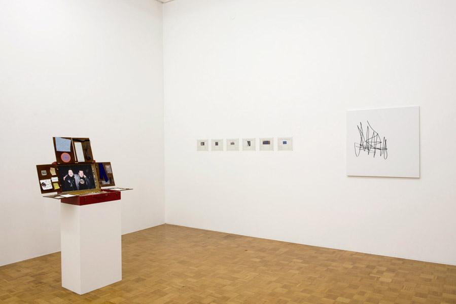 Ivan Moudov: Untitled, exhibition view, Galerija Gregor Podnar, Ljubljana, 2013. Photo: Matija Pavlovec