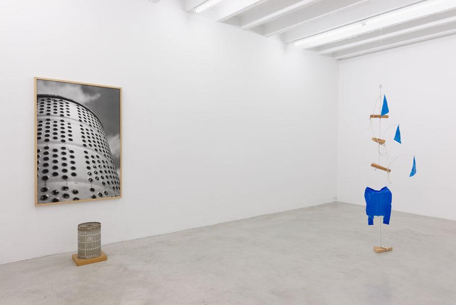 Exhibition view at Galerija Gregor Podnar, Berlin, 2013. Photo: Marcus Schneider