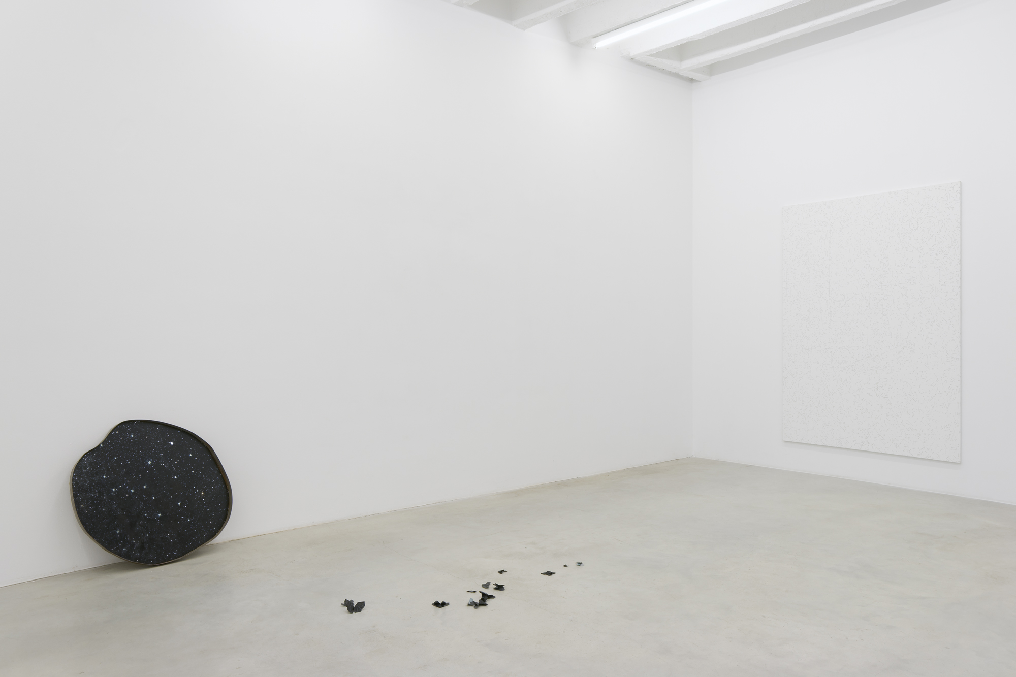 Exhibition view at Galerija Gregor Podnar, Berlin, 2015. Photo: Marcus Schneider