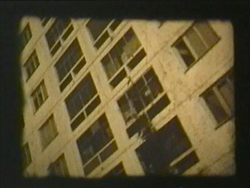 Balta Alba, 8 mm film transferred into 16 mm film and digital format, duration: 7' 55'', 1979
