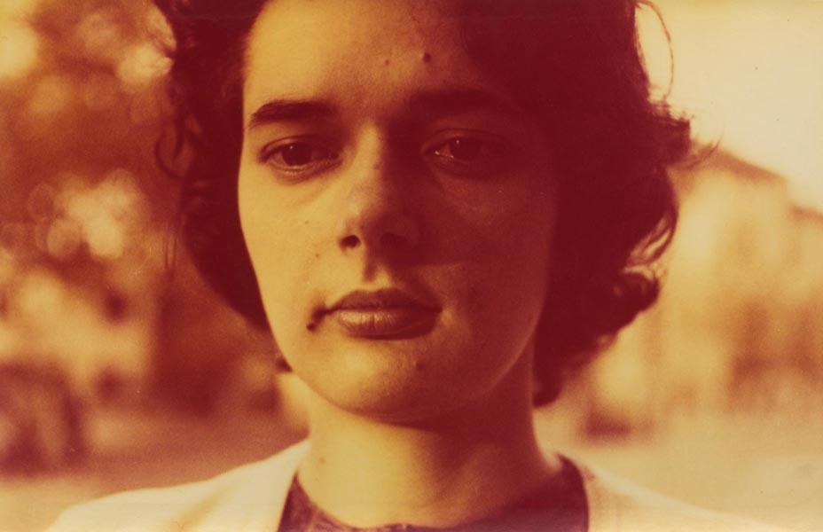 Marica, vintage colour print, 14 x 9 cm, 1972
