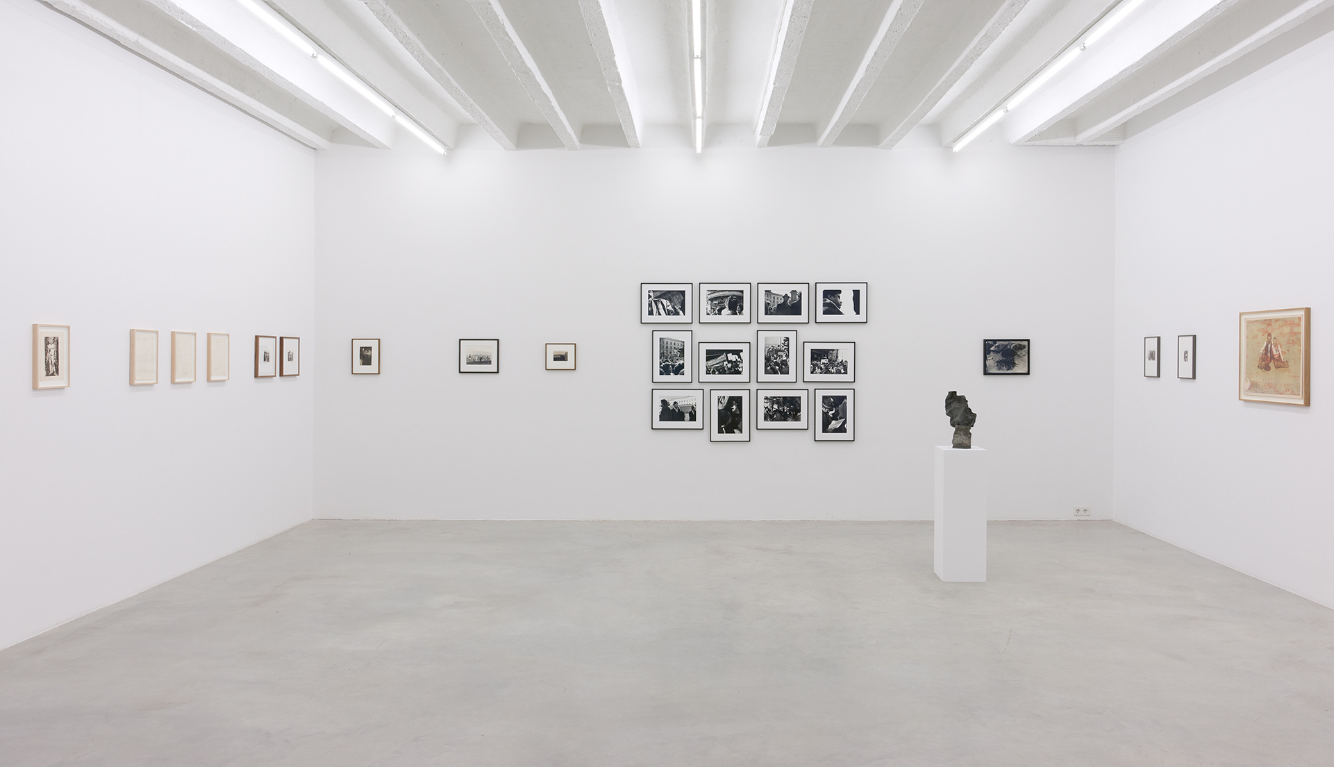 Exhibition view at Galerija Gregor Podnar, Berlin, 2012. Photos: Marcus Schneider