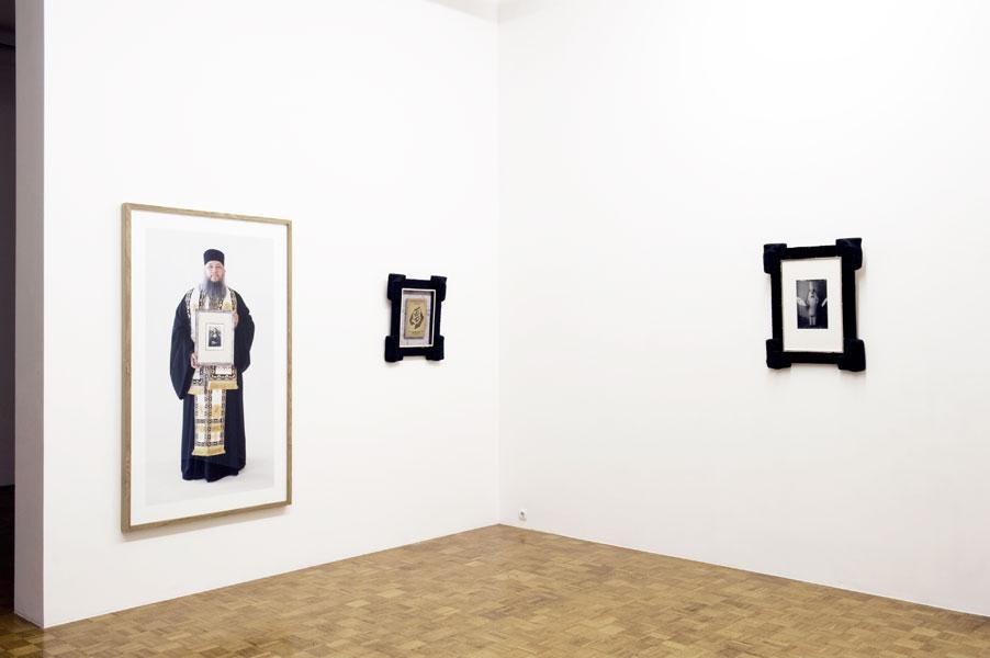 Irwin: Was ist Kunst Hugo Ball, exhibition view, Galerija Gregor Podnar, Ljubljana, 2011