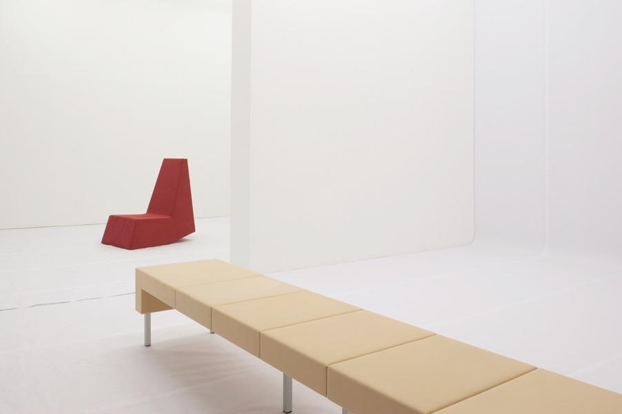 Nika Špan: The Big Sleep, exhibition view, Galerija Gregor Podnar, Ljubljana, 2010