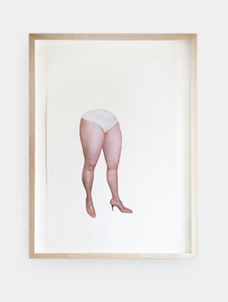 Sex, collage, color print on paper, 50 x 37 cm, 2009