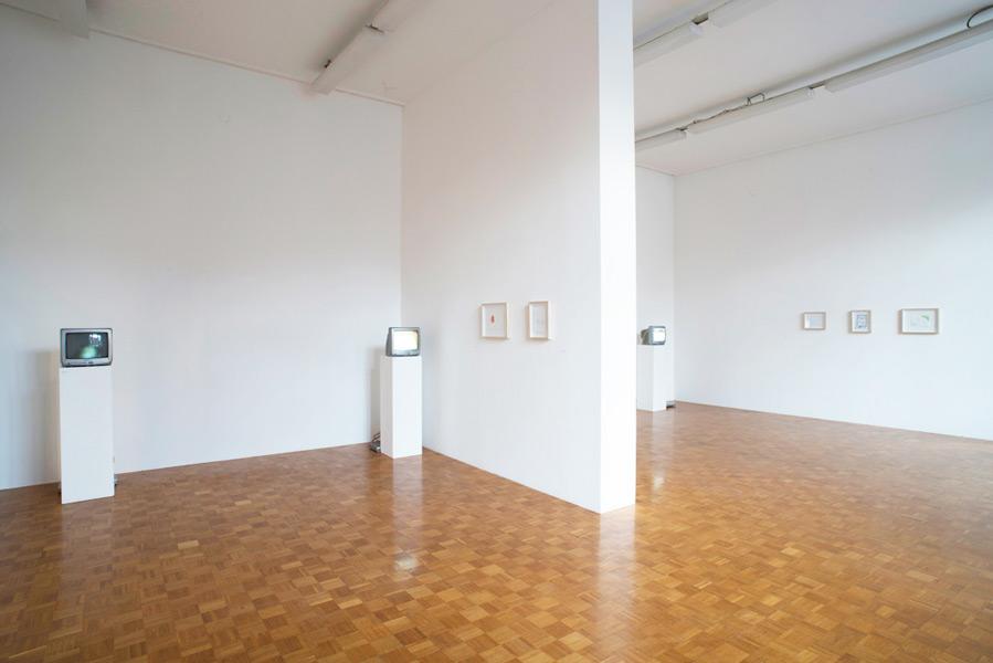 Mladen Stropnik: LET GO, exhibition view, Galerija Gregor Podnar, Ljubljana, 2013. Photo: Matija Pavlovec