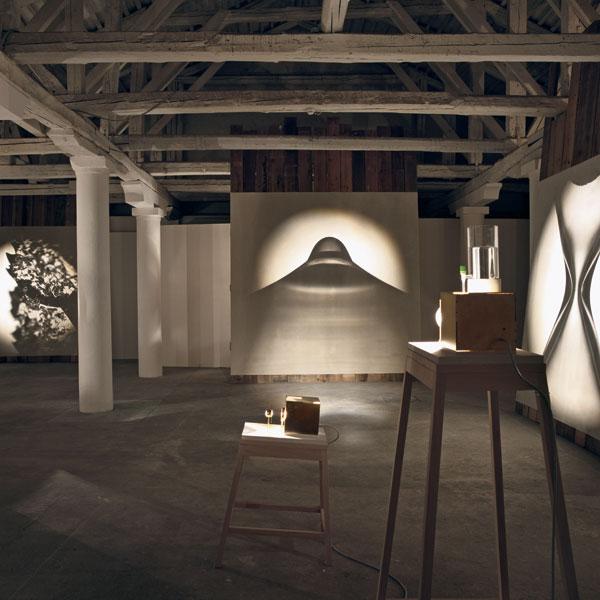 Scenario, various materials, 2011. Exhibition view at Portuguese Pavilion, 54th Venice Biennial, Venice, 2011