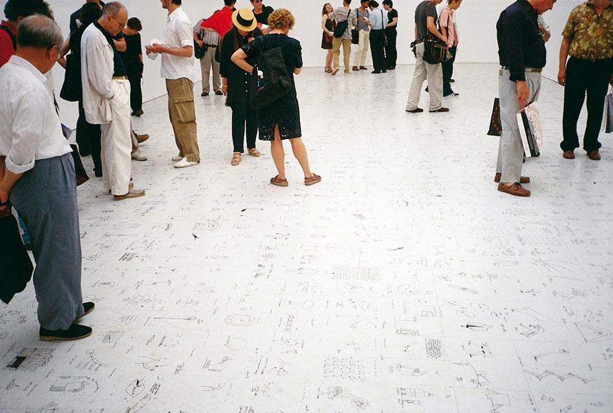 rEST Project for Romanian Pavilion at 48 Venice Biennial, Venice, 1999