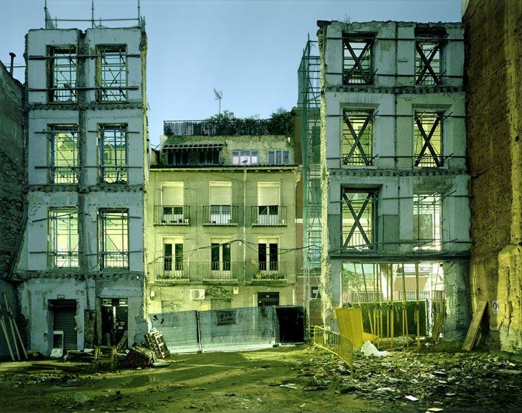 Calle Amparo, Madrid, C-print, 125 x 157 cm, 2007