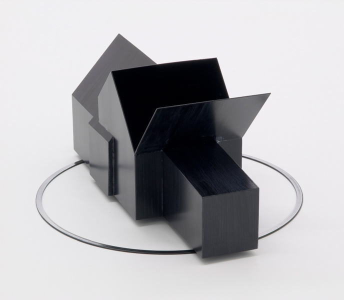 Alexander Gutke, Camera, exhibition view, Galerija Gregor Podnar, Berlin, 2008