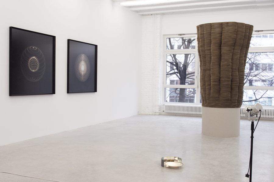LIKE TO LIKE (II), exhibition view, Galerija Gregor Podnar, Berlin, 2007. Photo: Alain Roux