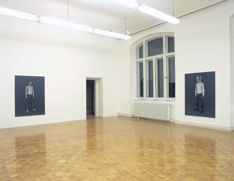 Magnus Larsson: In the Looking Glass, exhibition view, Galerija Gregor Podnar, Ljubljana, 2007