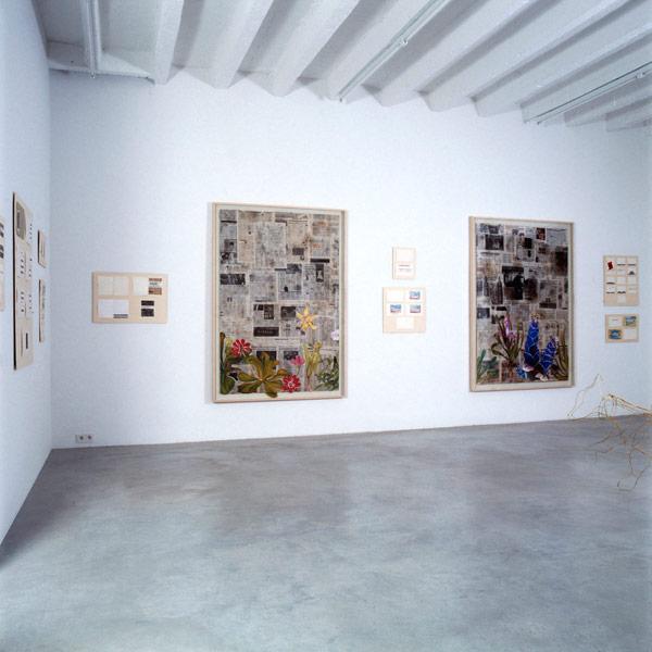 Yuri Leiderman: Third Millennium, exhibition view, Galerija Gregor Podnar, Berlin, 2008. Photo: Marcus Schneider