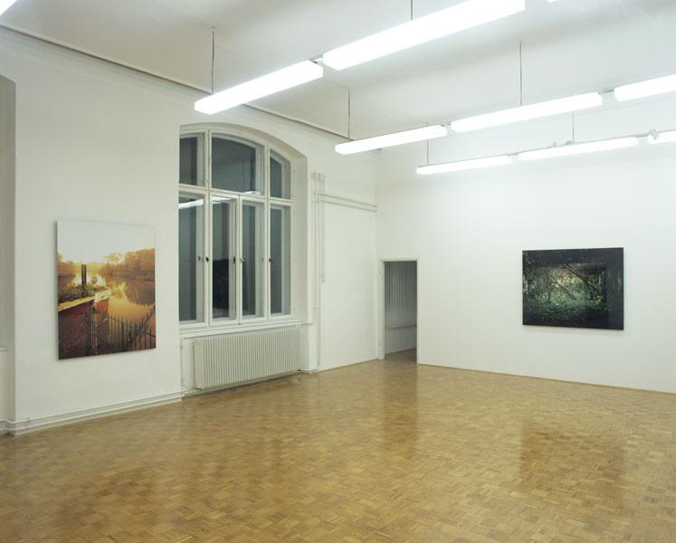 Primož Bizjak: Forte Marghera, exhibition view, Galerija Gregor Podnar, Ljubljana, 2006