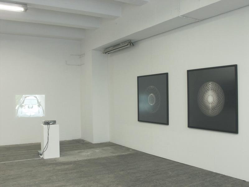 Venture I, exhibition view, Galerija Gregor Podnar, Kranj, 2004