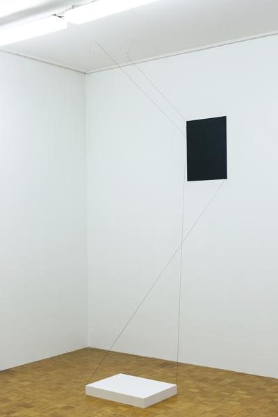 Miha Štrukelj, Untitled, 2014. Tensions, exhibition view, Galerija Gregor Podnar, Ljubljana, 2014. Photo: Jaka Babnik