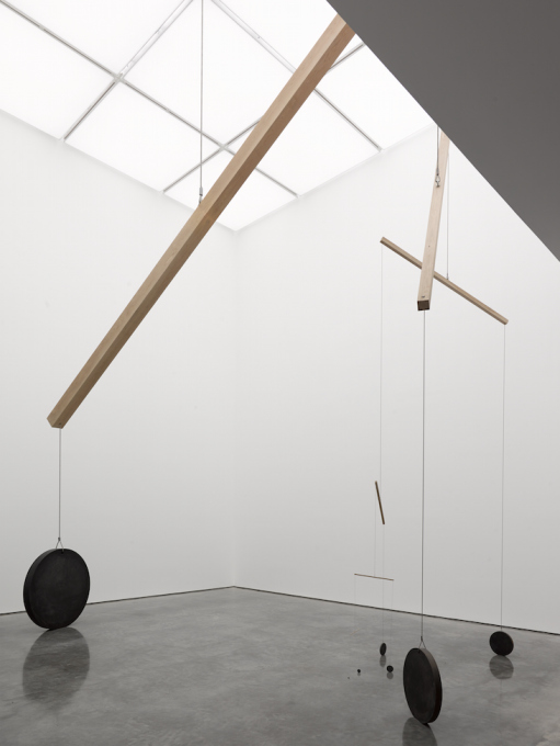 Immobile/Unstable, exhibition view, White Cube Gallery, London, 2013