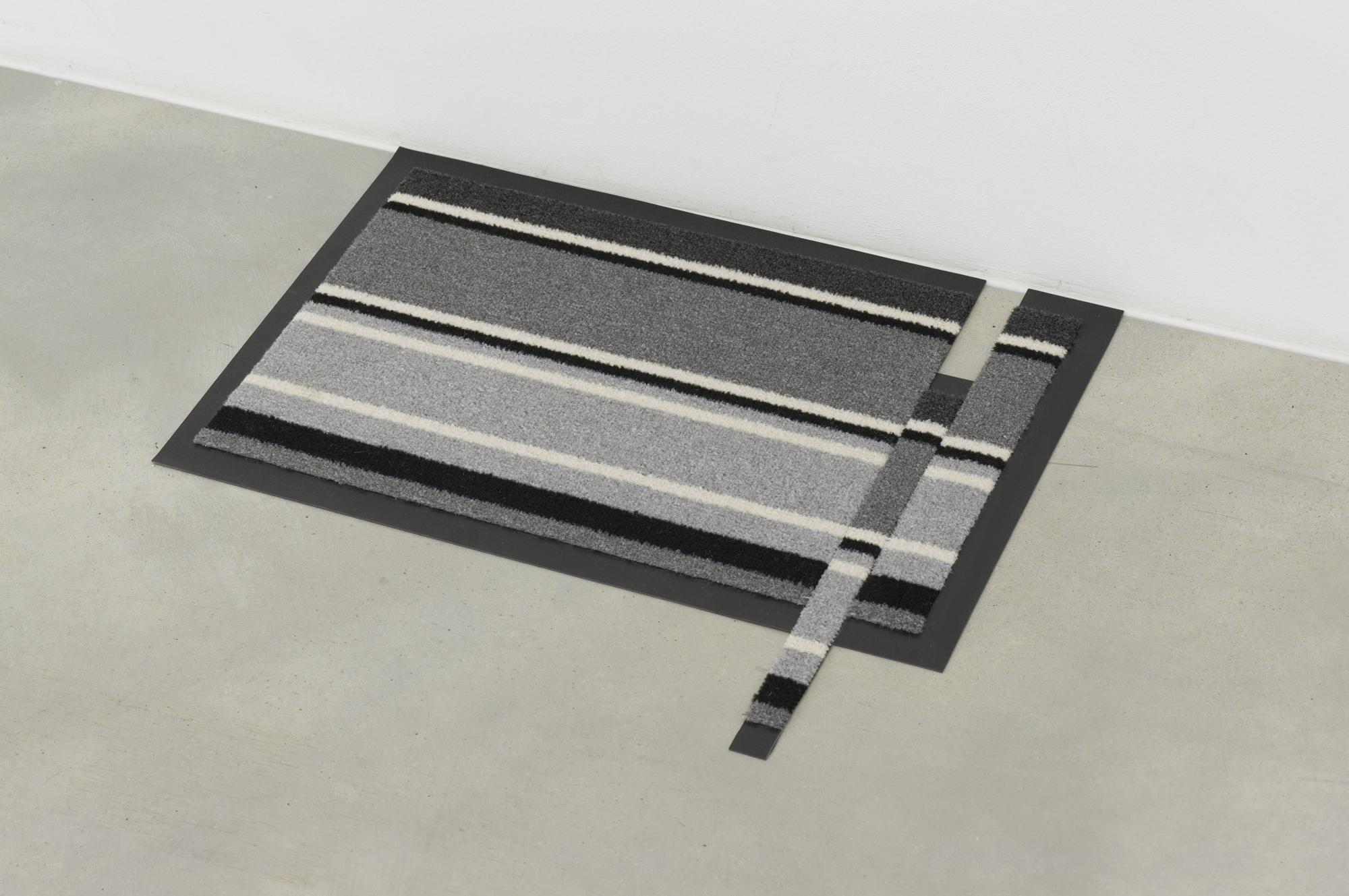 Duración interna, carpet, 51 x 59 cm, 2015