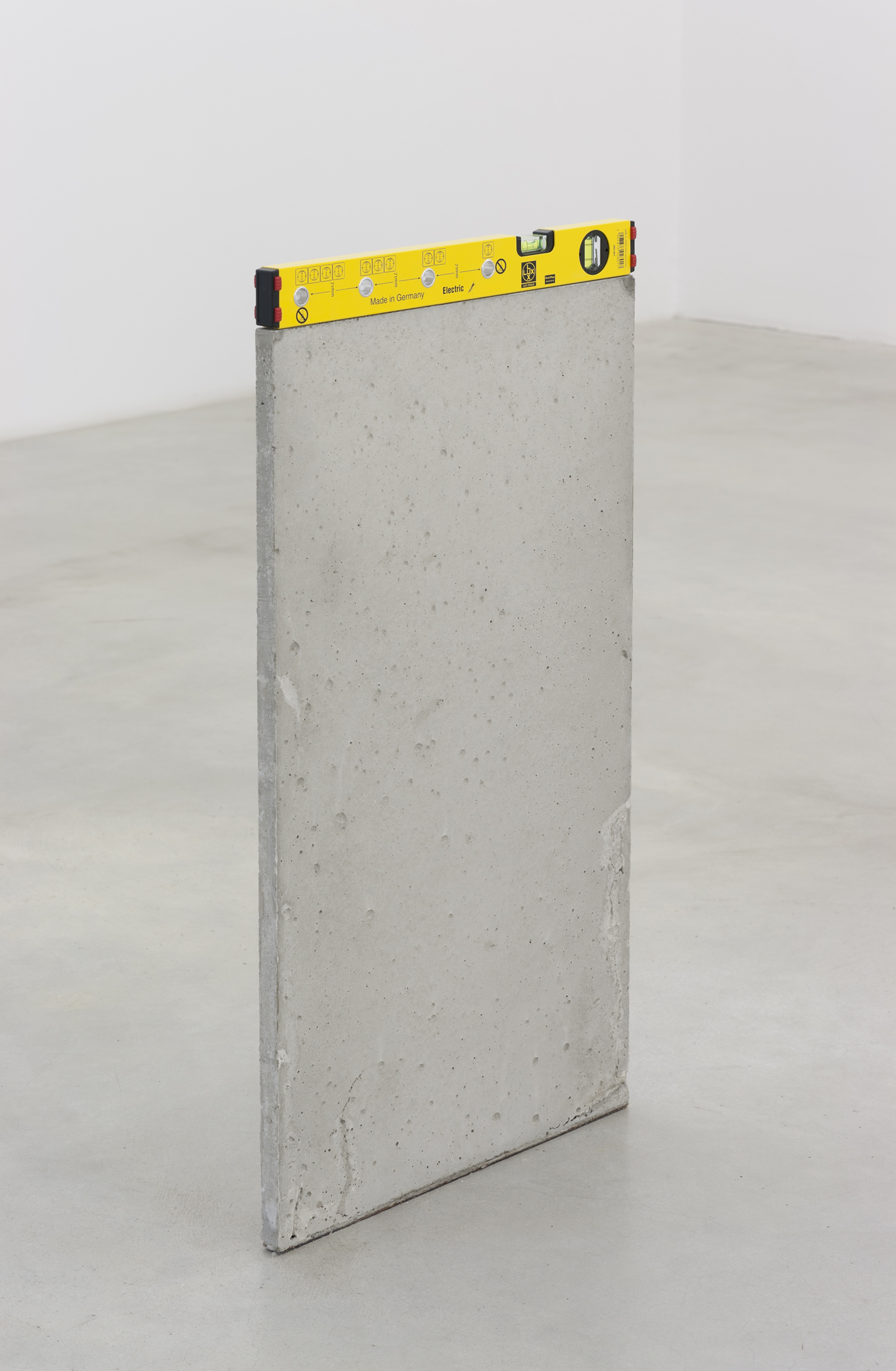 Niveles, concrete, levels, variable dimensions, ongoing series, 2015
