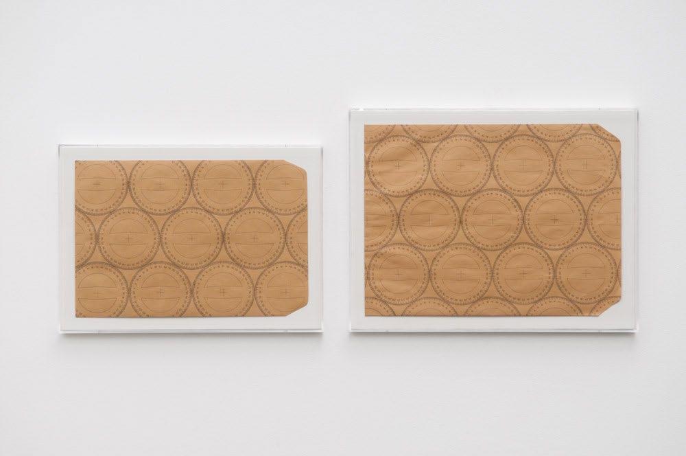 Transportador, envelopes, pen, 30 x 40 cm & 36 x 48 cm, 2012