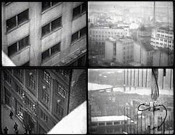 Circle (Jutkevič - Count), 16 mm film, 12 min, 1964