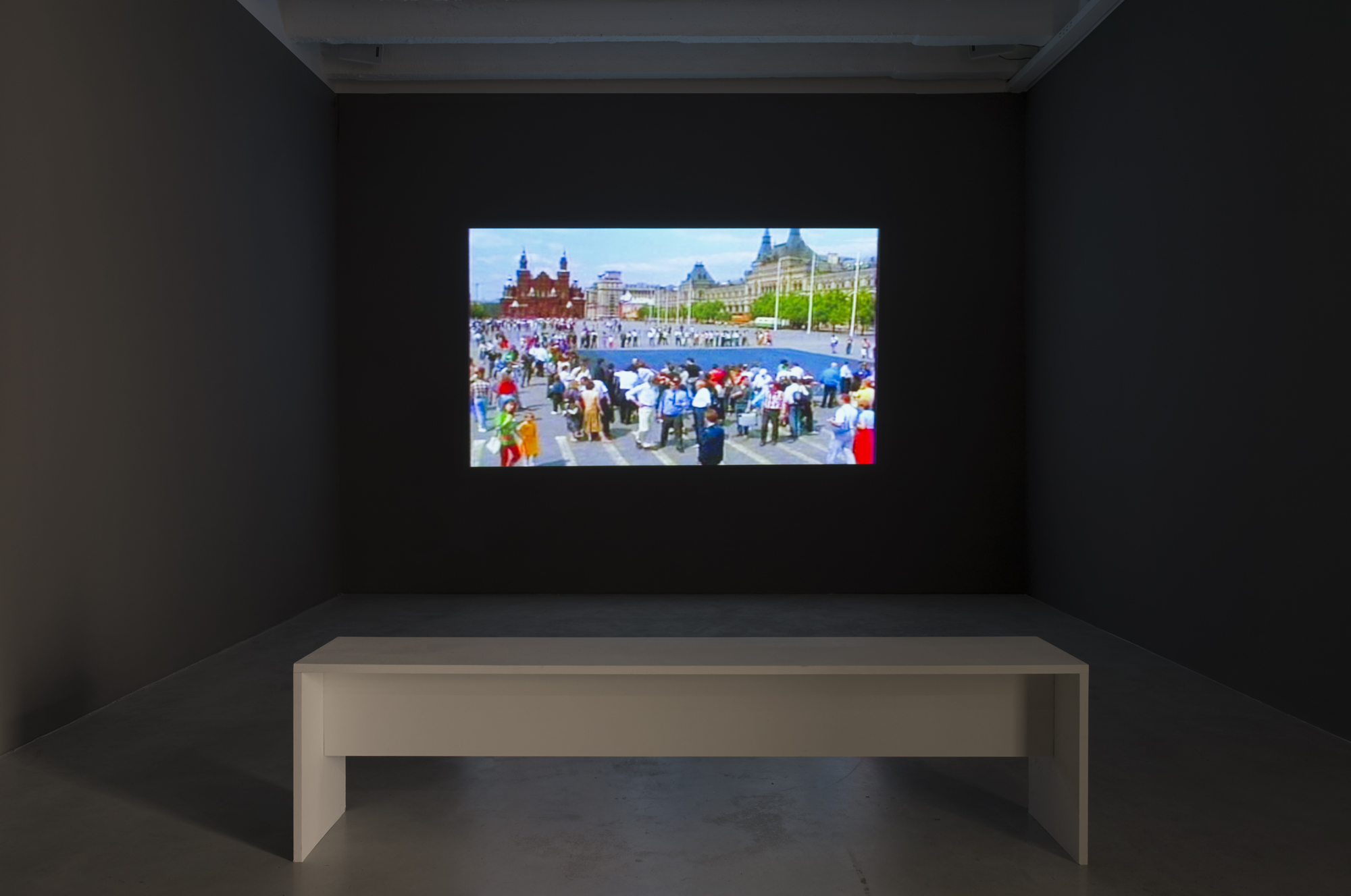 IRWIN, 1983-2016, exhibition view, Galerija Gregor Podnar, Berlin 2016. Photo: Marcus Schneider