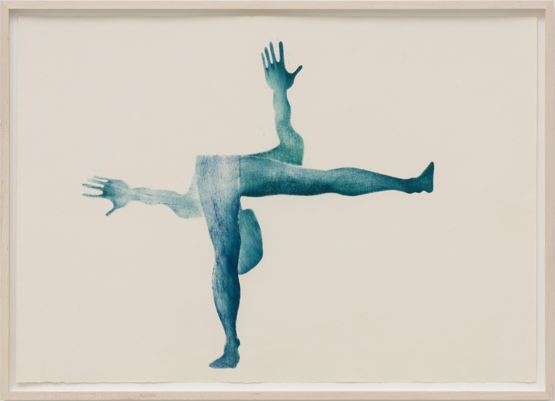Ferenc Ficzek, Untitled, ca. 1977, series of 6 sprayed ink on paper, 57,5 x 36 cm each. Photo: Marcus Schneider_04